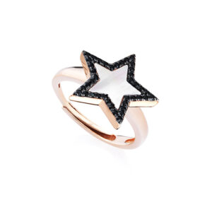 Marcello Pane anello donna Stella RI 8353