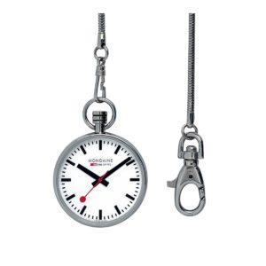 Mondaine orologio da tasca Solo Tempo A660.30316.11SBB